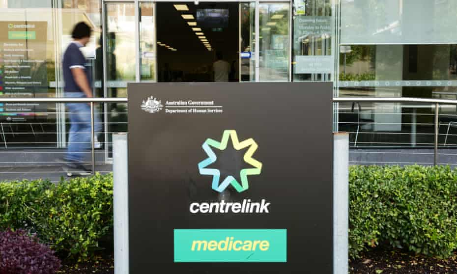 Alan Tudge's office accidentally sent internal Centrelink briefing documents marked 'for official use only', to a journalist.