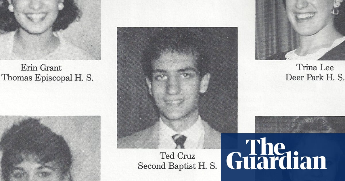 Ted Cruz In High School A Prodigy With Plans For World Domination