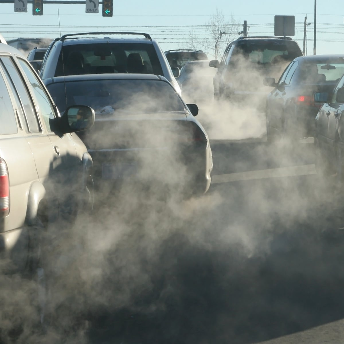 Raise car fuel prices to fight air pollution, says rightwing thinktank | Air pollution | The Guardian