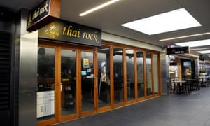 At least 37 people have tested positive for Covid-19 after attending the Thai Rock restaurant at Stockland Wetherill Park Shopping Centre in Sydney.