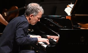 Audacious … Brad Mehldau at the Barbican, London.