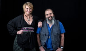 Shawn Colvin and Steve Earle: Earle said 'the last time I watched reality TV I used to smoke crack'.