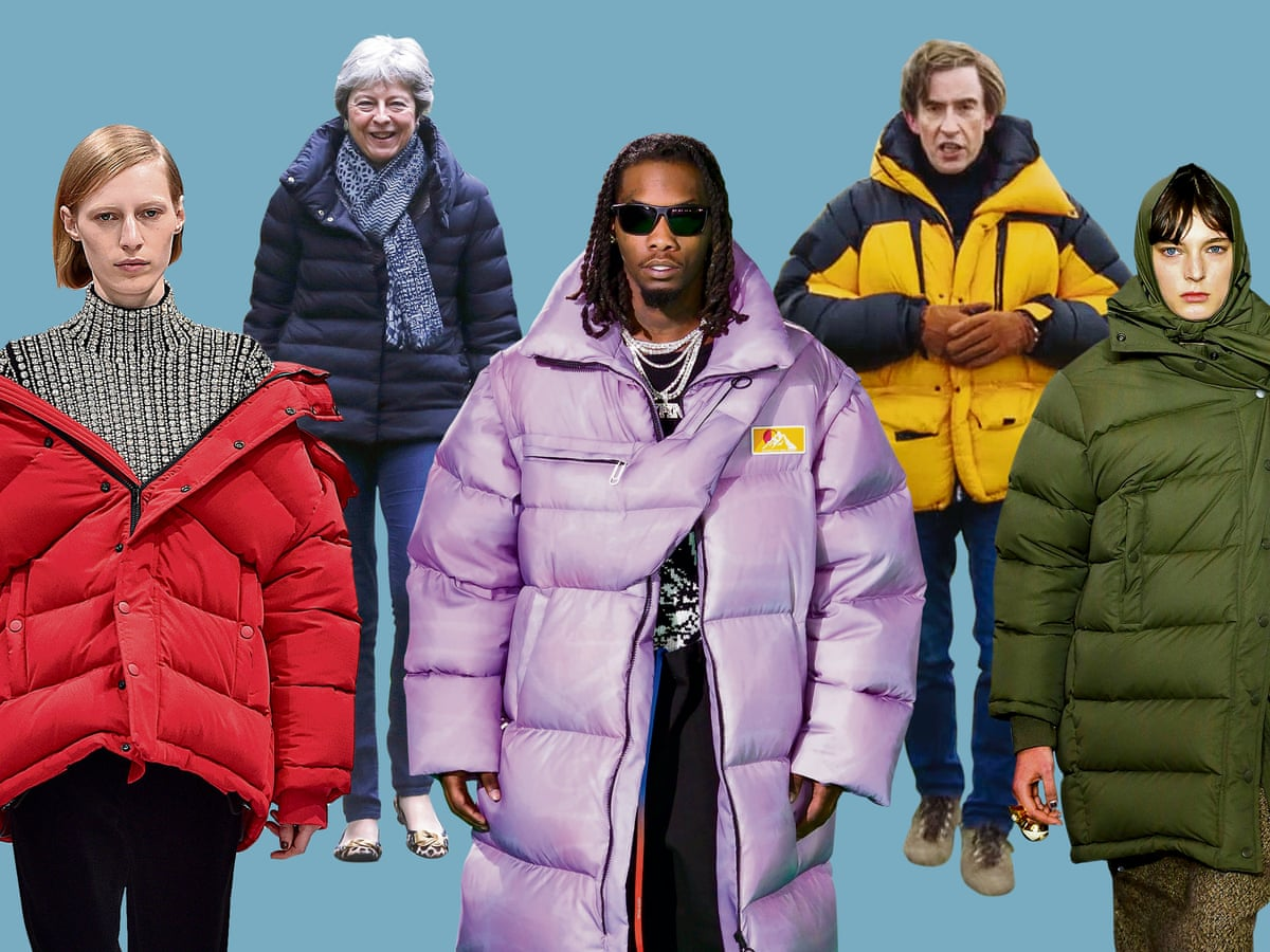 Inverso Allergia prima colazione  How the puffer jacket took over the world | Winter coats | The Guardian