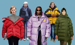 7c464899b How the puffer jacket took over the world | Fashion | The Guardian