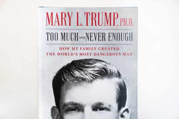 Mary Trump's book.