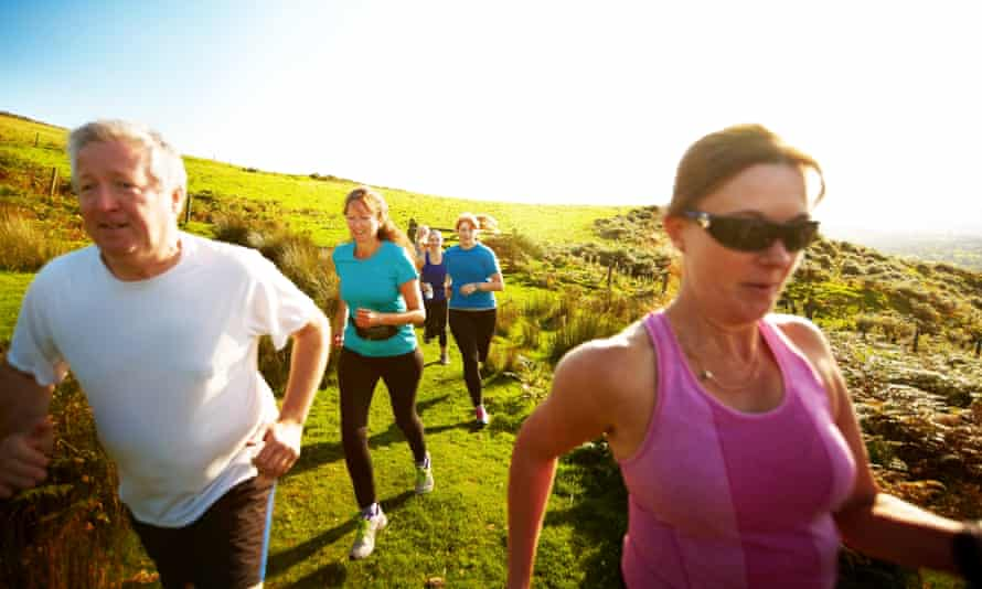 Age is no barrier to running – and joining a local club can help you too.