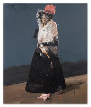 Impressions of Goya 3, 2016