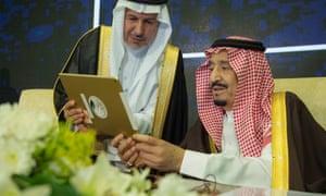 Saudi Arabia's King Salman bin Abdulaziz Al Saud has sacked a raft of military staff in a major shake up.