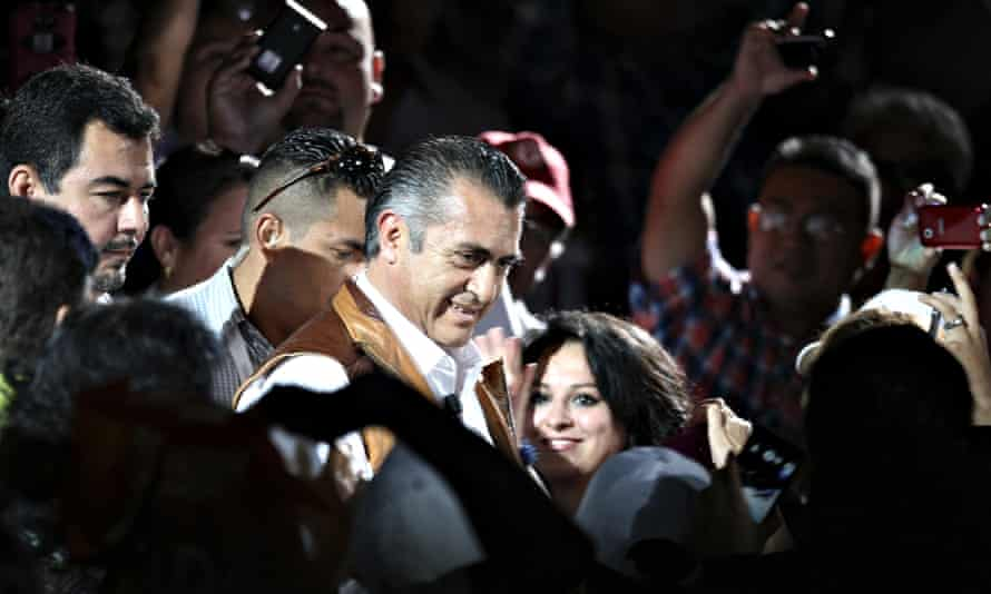 Jaime 'El Bronco' Rodríguez, the new, independent governor of Nuevo León state, has promised to pursue more than 100 corruption cases.