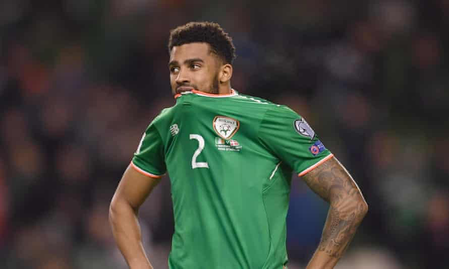 Cyrus Christie has said he received 'a number of racist comments' after scoring an own goal in Republic of Ireland's defeat to Denmark.