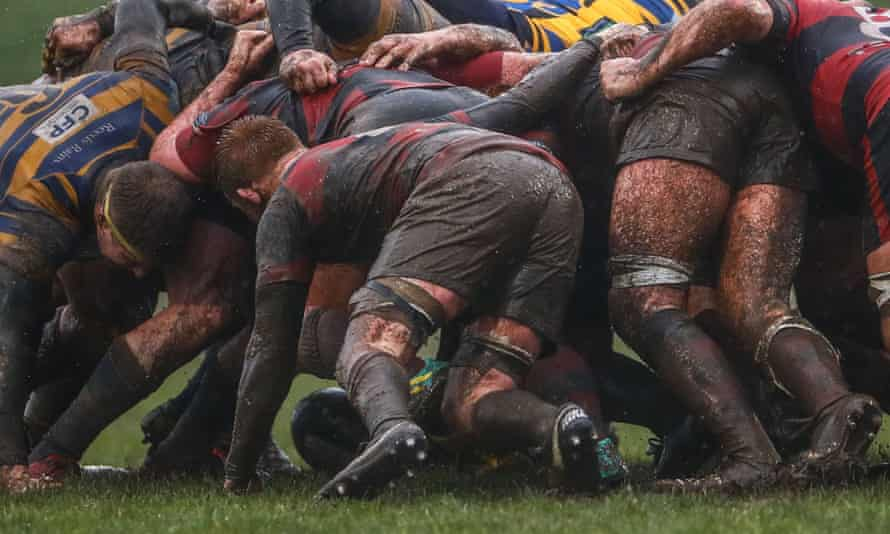 The RFU has been targeting a return to full-contact rugby for grassroots clubs by the end of the year but the scrum may not feature.