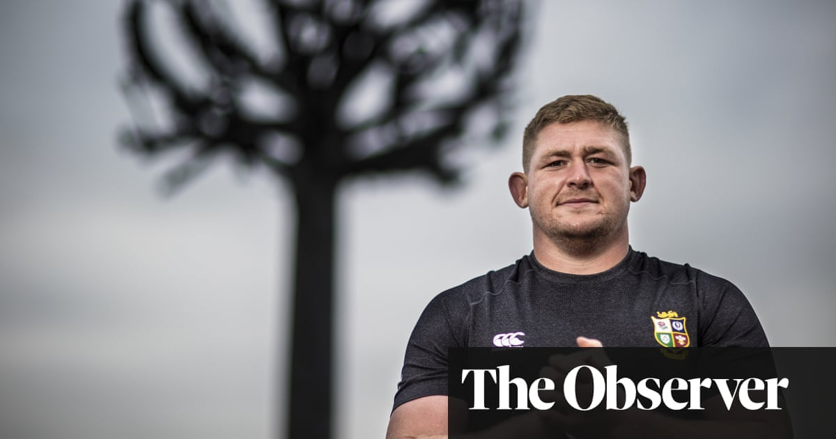Tadhg Furlong: 'You don't want to ram your views down players' or coaches' throats' - the guardian