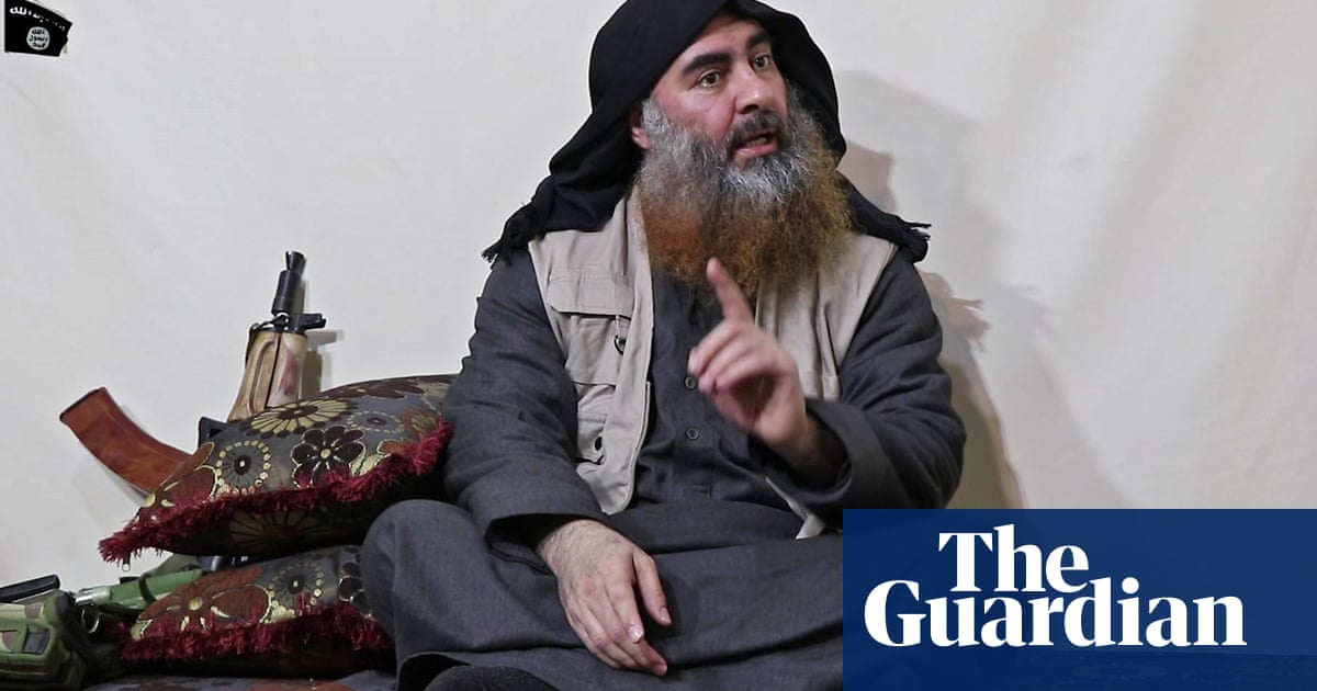Isis leader urges members to free detainees from camps