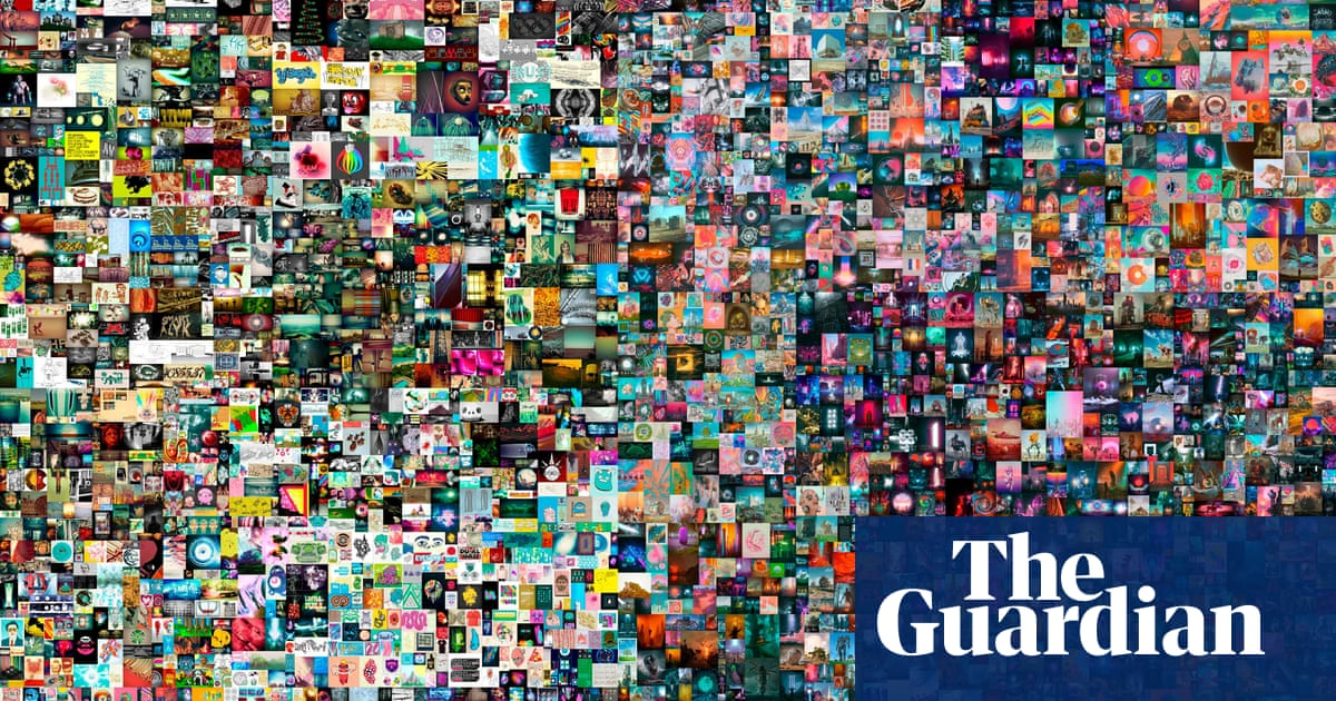 NFTs drive sales of contemporary art to record £2.7bn
