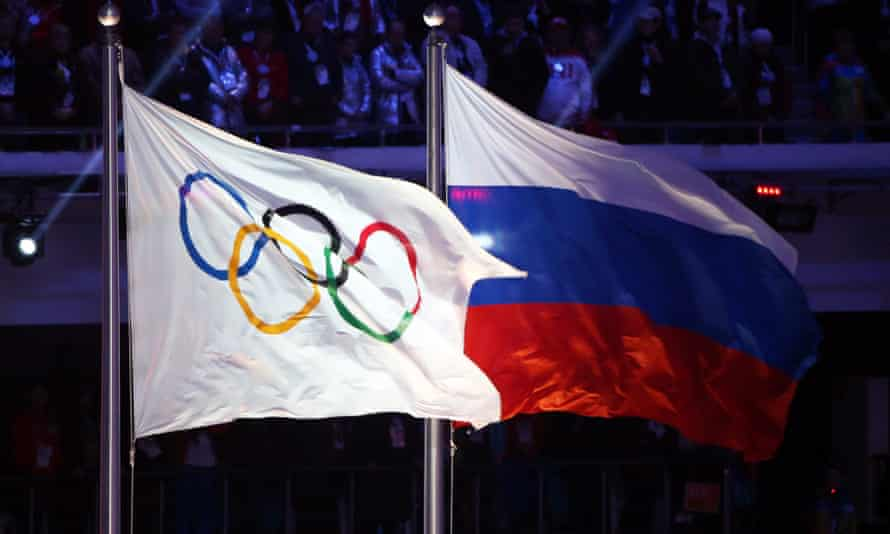 Russian track and field awaits its Olympic fate.