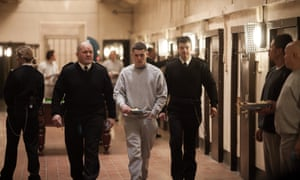 Jack O'Connell in Mackenzie's 2013 film Starred Up