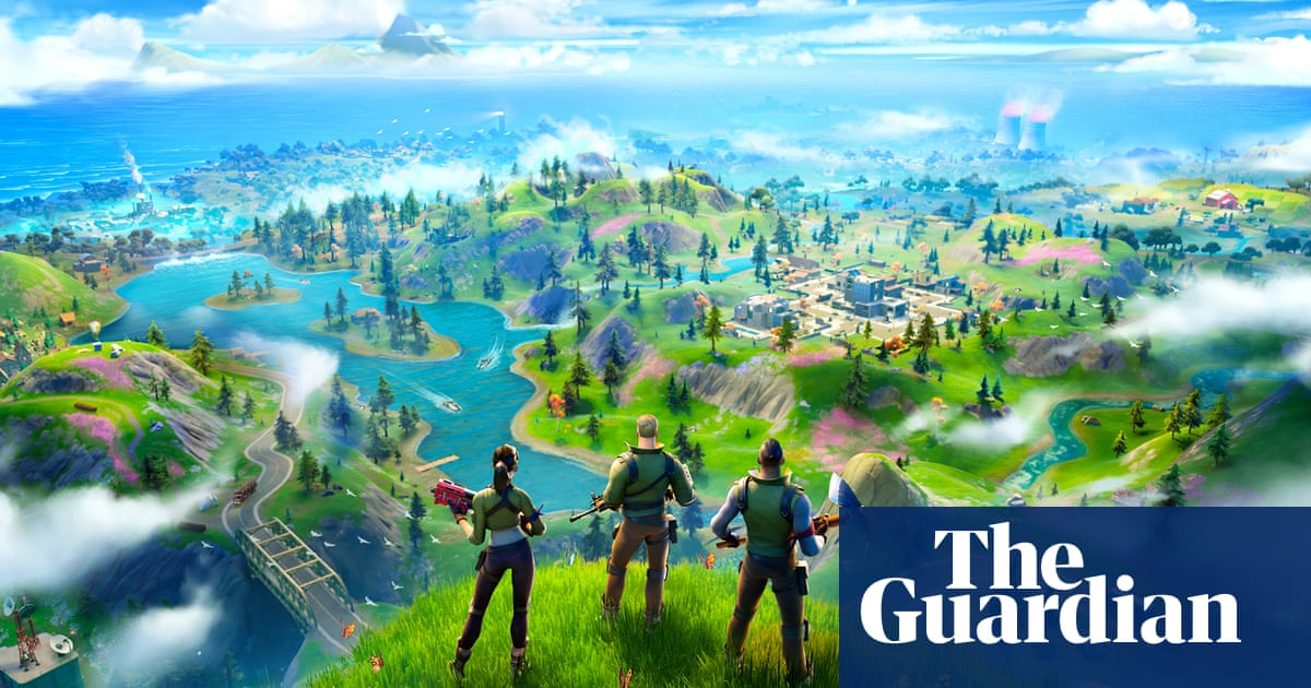 Fortnite Chapter 2 Is Live With New Map Weapons And More