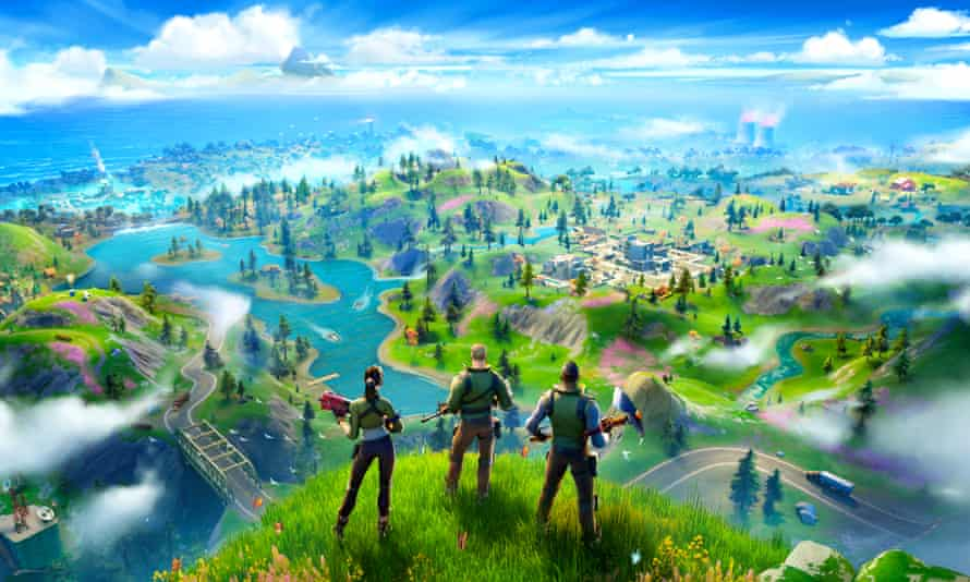 How To Remove Whole Biulding In Creative Fortnite Fortnite Chapter 2 Is Live With New Map Weapons And More Fortnite The Guardian