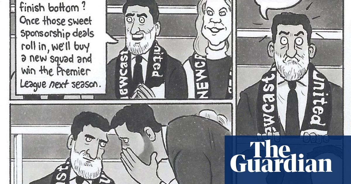 David Squires on … Groundhog Day for Newcastle and real local heroes