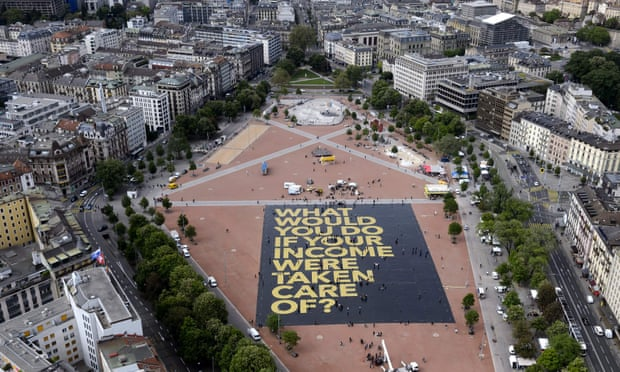 Suíça decide se todos os seus cidadãos receberão R$ 9 mil por mês sem fazer nada