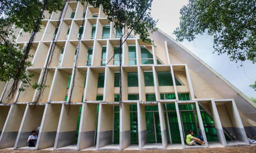 The Royal University of Phnom Penh.