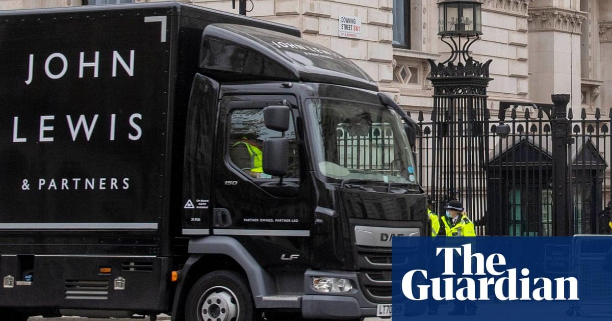 'Quite snobby': shoppers' views on Boris Johnson's 'John Lewis nightmare'