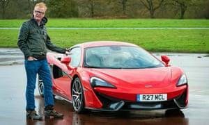 Chris Evans' Top Gear: super cars – but not super ratings?