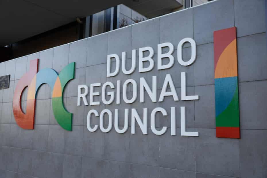 Dubbo regional council building