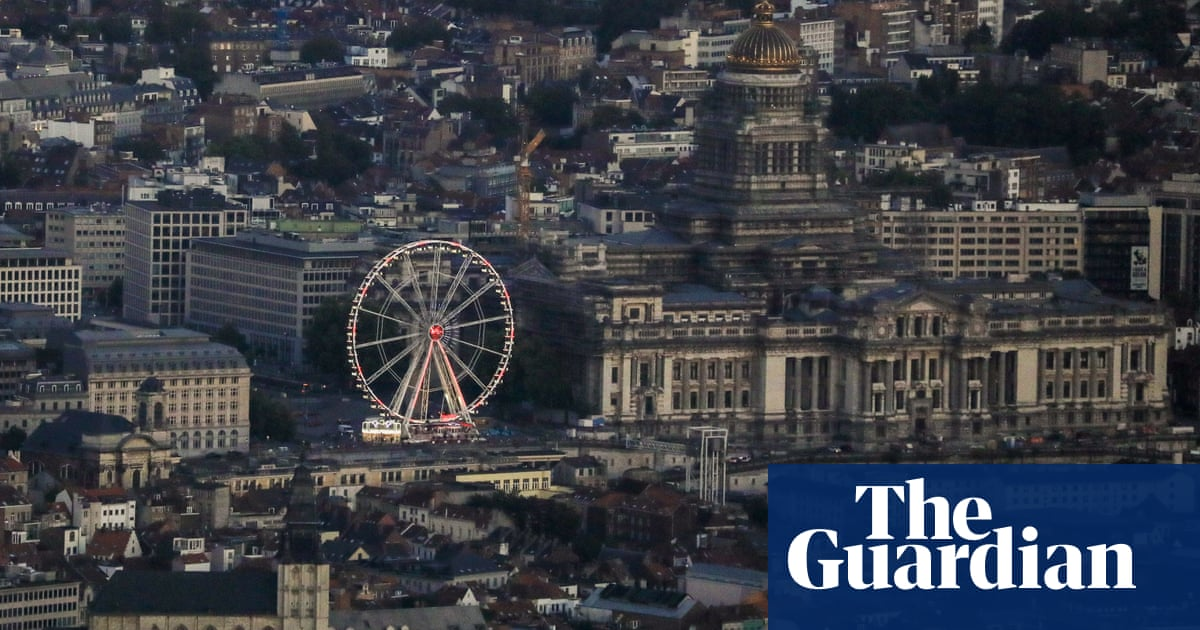 Brussels battles old prejudices as it frees unloved river from its vault