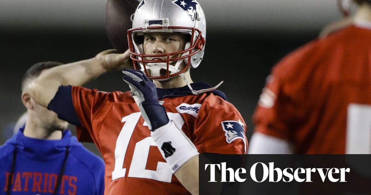 Tom Brady ignores brickbats and glimpses Super Bowl glory once again ... b024c93e2