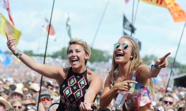 The Sisterhood, Glastonbury festival will open in 2016.