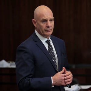 Tasmanian Premier Peter Gutwein.
