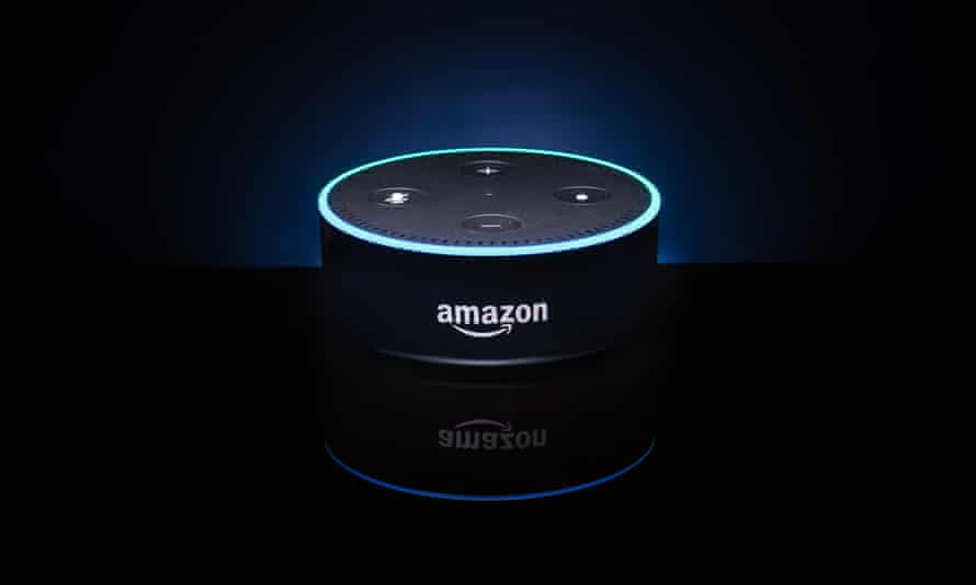 Users report building up a 'rapport' with home speaker devices such as Amazon's Alexa.