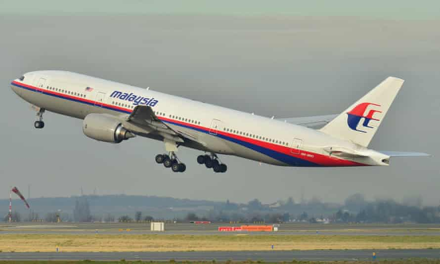 Malaysia Airlines MH370 went missing en route from Kuala Lumpur to Beijing.