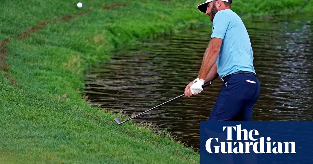 Dustin Johnson hangs on to win Travelers Championship by one stroke