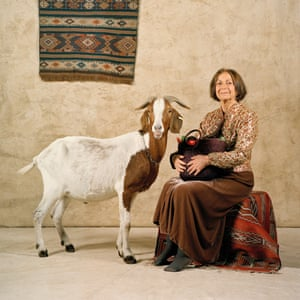 Claudia Roden photographed in 2007.
