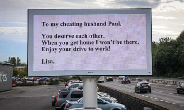 Wife cheating husband at home