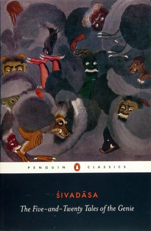 Śivadāsa, The Five-and-Twenty Tales of the Genie, Penguin Classics covers