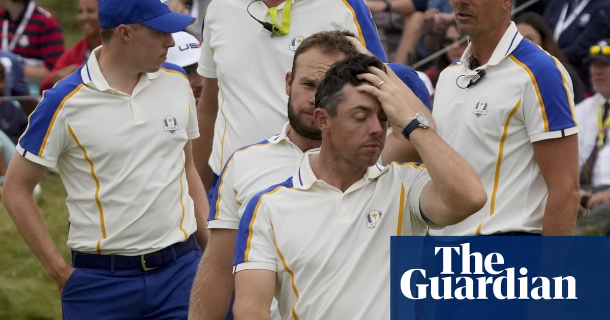 What next for Europe after Ryder Cup drubbing at hands of youthful US?