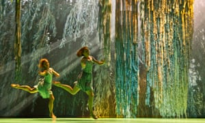 Michael Howells designed sets for Ballet Rambert for 20 years.