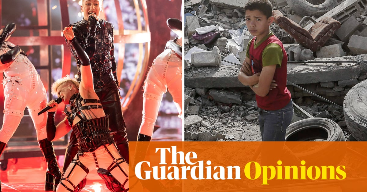 I'm a Eurovision fan, but as a gay man and a Palestinian I can't support it this year Elias Jahshan