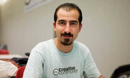 Bassel Khartabil.