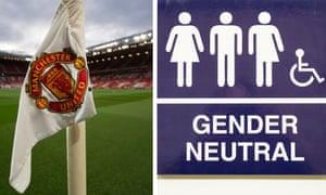 Gender Neutral Toilets Plan.Manchester United Considering Plan For Gender Neutral