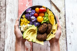 "'Bowl food became a trend ... the overhead shot looked great, and ""wellness"" influencers could hold them in two hands.'"