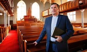 Rev James Maciver of the Free Church of Scotland
