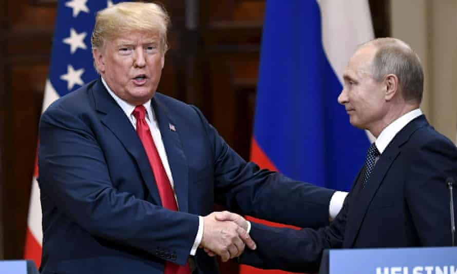 'Trump-Russia shares a lot with other defining contemporary events, from gun violence to climate change.'