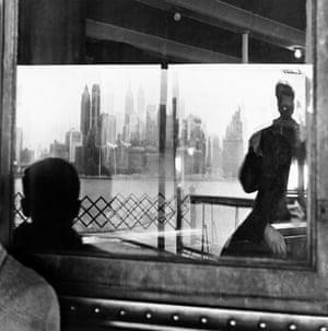 Staten Island Ferry, New York, 1946