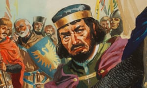 Ladybird book King John and the Magna Carta