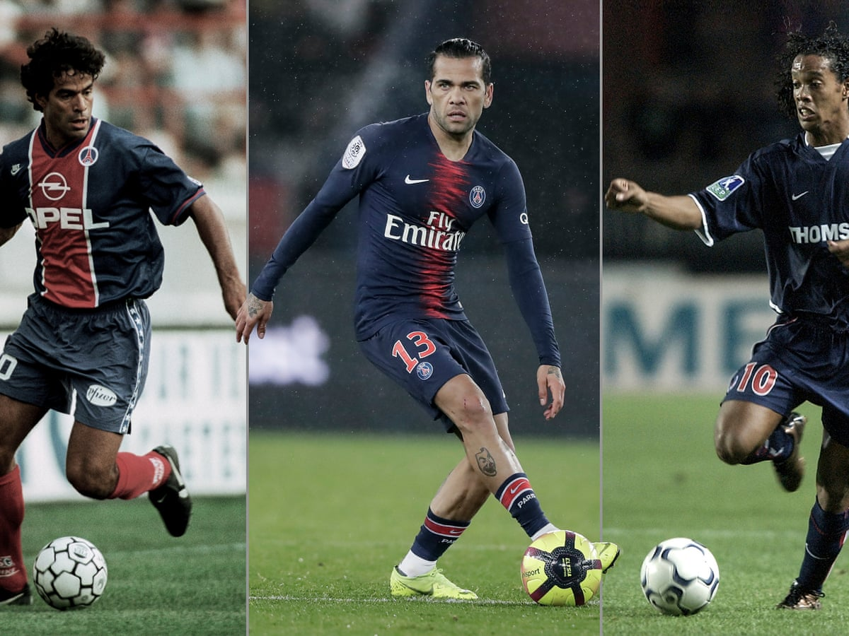 Psg S Long And Sometimes Successful Relationship With Brazilian Footballers Paris Saint Germain The Guardian