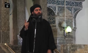 Abu Bakr al-Baghdadi, the Isis founder